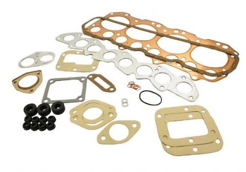 Series 2/2A/3 Overhaul Gasket Set - Petrol 4 Cylinder